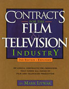 Cover of Contracts for the Film and Television Industry