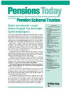 Cover of Pensions Today: Print + PDF