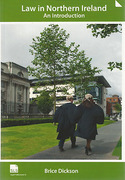Cover of Law in Northern Ireland: An Introduction