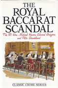Cover of The Royal Baccarat Scandal