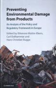 Cover of Preventing Environmental Damage from Products: An Analysis of the Policy and Regulatory Framework in Europe