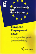 Cover of European Employment Laws: A Comparative Guide