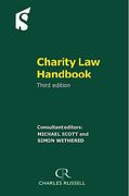 Cover of Charity Law Handbook