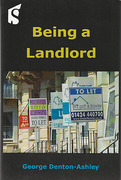Cover of Being a Landlord