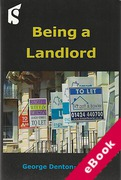 Cover of Being a Landlord (eBook)