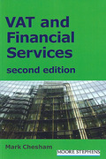 Cover of VAT and Financial Services
