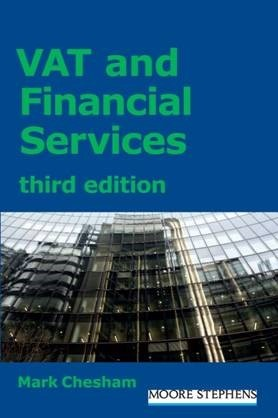 Wildy sons ltd the worlds legal bookshop search results for vat and financial services 3rd ed fandeluxe