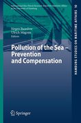 Cover of Pollution of the Sea: Prevention and Compensation
