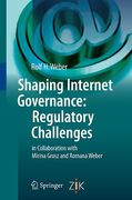 Cover of Shaping Internet Governance: Regulatory Challenges