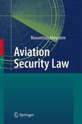Cover of Aviation Security Law