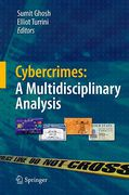 Cover of Cybercrimes: A Multidisciplinary Analysis
