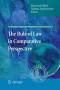 Cover of The Rule of Law in Comparative Perspective