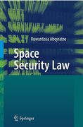 Cover of Space Security Law
