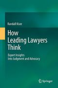 Cover of How Leading Lawyers Think