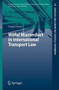 Cover of Wilful Misconduct in International Transport Law
