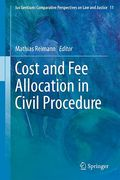 Cover of Cost and Fee Allocation in Civil Procedure