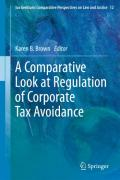 Cover of A Comparative Look at Regulation of Corporate Tax Avoidance