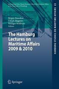 Cover of The Hamburg Lectures on Maritime Affairs: 2009/10