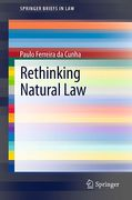 Cover of Rethinking Natural Law