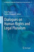 Cover of Dialogues on Human Rights and Legal Pluralism
