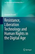 Cover of Resistance, Liberation Technology and Human Rights in the Digital Age