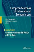 Cover of Common Commercial Policy After Lisbon