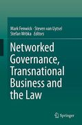 Cover of Networked Governance, Transnational Business and the Law