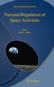 Cover of National Regulation of Space Activities