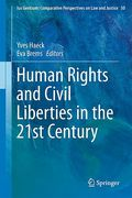 Cover of Human Rights and Civil Liberties in the 21st Century