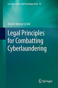 Cover of Legal Principles for Combatting Cyberlaundering
