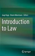 Cover of Introduction to Law