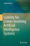 Cover of Liability for Crimes Involving Artificial Intelligence Systems