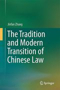 Cover of The Tradition and Modern Transition of Chinese Law