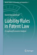Cover of Liability Rules in Patent Law: A Legal and Economic Analysis