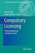 Cover of Compulsory Licensing: Practical Experiences and Ways Forward