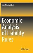 Cover of Economic Analysis of Liability Rules