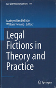 Cover of Legal Fictions in Theory and Practice