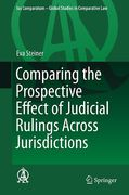 Cover of Comparing the Prospective Effect of Judicial Rulings Across Jurisdictions