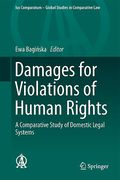 Cover of Damages for Violations of Human Rights: A Comparative Study of Domestic Legal Systems