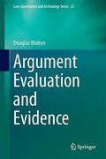 Cover of Argument Evaluation and Evidence