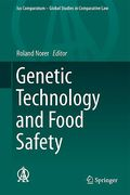 Cover of Genetic Technology and Food Safety