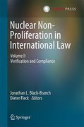 Cover of Nuclear Non-Proliferation in International Law: Verification and Compliance - Volume II