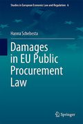 Cover of Damages in EU Public Procurement Law