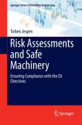 Cover of Risk Assessments and Safe Machinery: Ensuring Compliance with the EU Directives