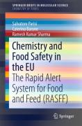 Cover of Chemistry and Food Safety in the EU: The Rapid Alert System for Food and Feed (RASFF)