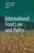 Cover of International Food Law and Policy