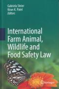 Cover of International Farm Animal, Wildlife and Food Safety Law