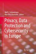 Cover of Privacy, Data Protection and Cybersecurity in Europe