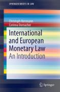 Cover of International and European Monetary Law: An Introduction