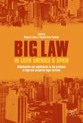 Cover of Big Law in Latin America and Spain: Globalization and Adjustments in the Provision of High-End Legal Services